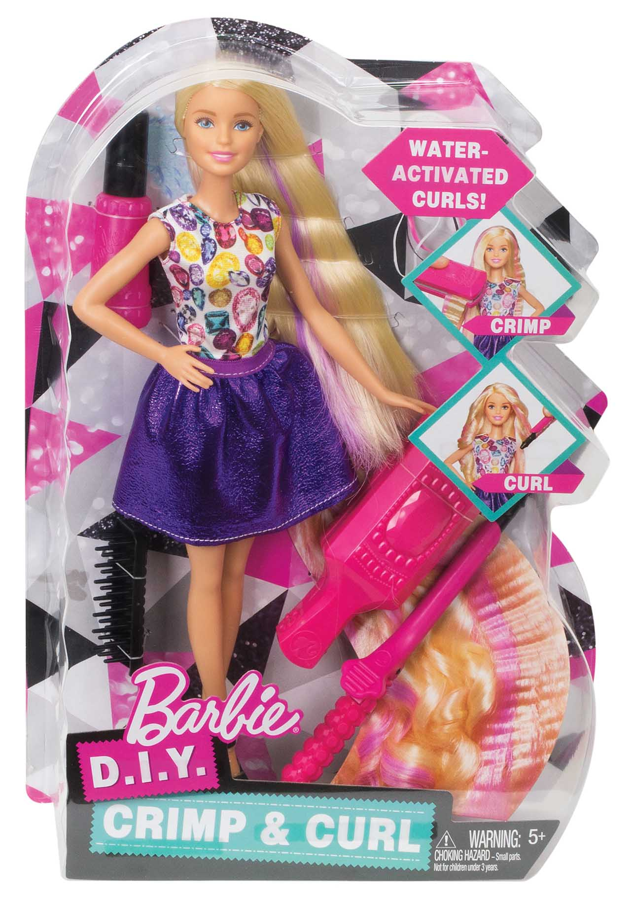 Mattel Barbie VLNY A LOKNY