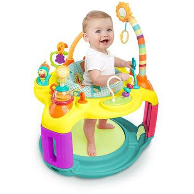 Bright Starts Aktivní centrum Springin´ Safari Bounce-A-Round™, 4m+