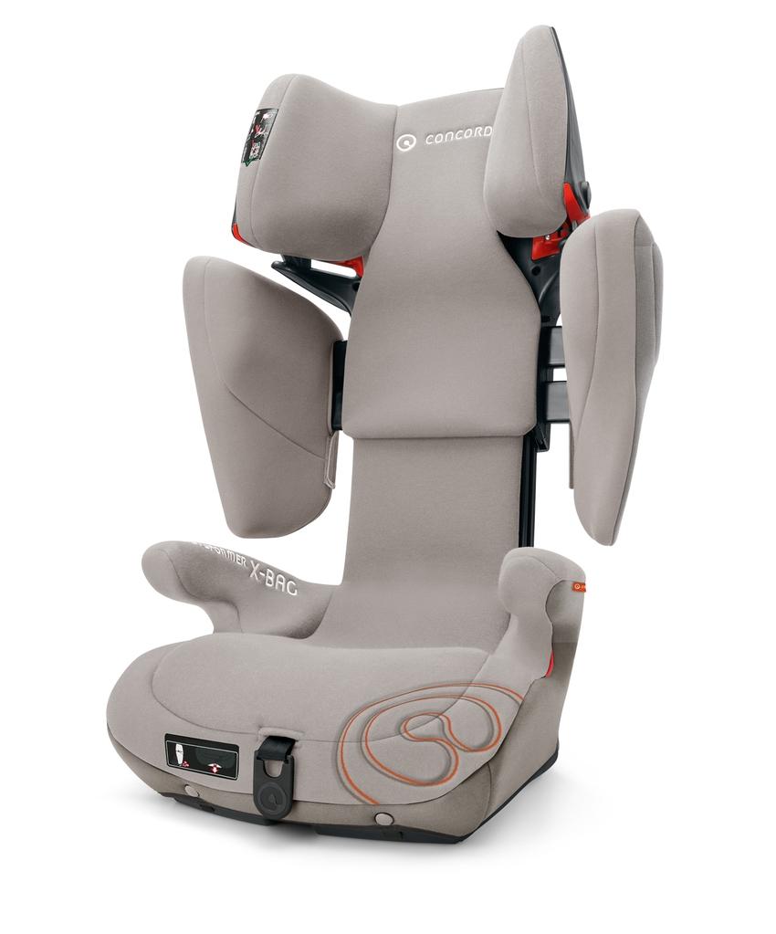 Autosedačka Transformer X-Bag Cool Beige 15-36kg 2017