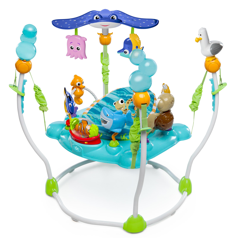 Disney baby Centrum aktivní Hledá se Nemo 6m+, do 11kg, 2016