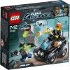 LEGO Ultra Agents 70160 Pobřežní nájezd