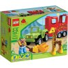 LEGO DUPLO 10550 Cirkus na cestách