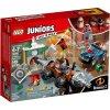 LEGO Juniors 10760 Bankovní loupež Podkopávače