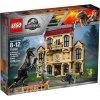 LEGO Jurassic World 75930 Řádění Indoraptora vLockwoodově sídle
