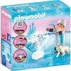 PLAYMOBIL® 9353 Playmogram 3D Ledová královna s polární liškou