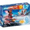 PLAYMOBIL® 6835 Firebot s létajícími disky