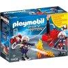 PLAYMOBIL® 9468 Hasiči s hasicí pumpou