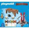 PLAYMOBIL® 9461 Tlamoun Sopťák s prakem na ovce