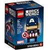 41589 lego brickheadz captain america