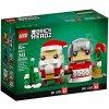 40274 lego brickheadz mr and mrs claus