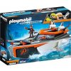 PLAYMOBIL® 70002 Spy Team Turbo loď