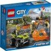 LEGO City 60120 Sopečná startovací sada