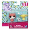 Littlest pet shop Maminka s miminkem Trip Hamston a Molly Mouseby