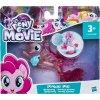 My Little Pony Mořský poník s doplňkem a pohyblivým ocáskem Pinkie Pie
