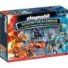 PLAYMOBIL® 70187 Adventní kalendář Rytíři: Boj o kouzelný kámen