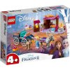 LEGO FROZEN II 41166 Elsa a dobrodružství s povozem