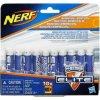 NERF Elite náhradní šipky 10ks, speciální edice modré