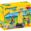 Playmobil 70165 Konstrukční jeřáb (1.2.3)