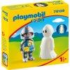 PLAYMOBIL 70128 Rytíř a duch (1.2.3)