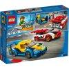 LEGO CITY 60256 Závodní auta