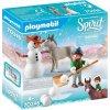 PLAYMOBIL® 70398 Radost ze sněhu se Šmikem a Seňorem Mrkvičkou