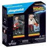playmobil 70459 back to the future figurky 01