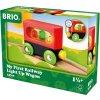 BRIO 33708 Moje první železnice svítící vagón