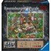 Ravensburger 16483 Exit Puzzle: Skleník 368 dílků