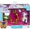 MLP My Little Pony Set 2 poníků Rarity a Capper Dapperpaws