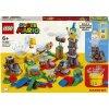 LEGO Super Mario 71380 Set pro tvůrce – mistrovská dobrodružství