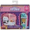 Littlest Pet Shop LPS Zdobený salón