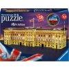 Puzzle 3D  Buckinghamský palác noční edice 216 dílků