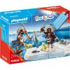 PLAYMOBIL 70606 Dárkový set: Eskymáci při lovu ryb