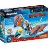 PLAYMOBIL 70728 Dragon Racing: Astrid a Buřina