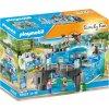 PLAYMOBIL 70537 Set Akvárium s bazénem pro tučňáky