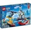 LEGO CITY 60308 Pobřežní policie a jednotka hasičů