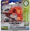 Hasbro NERF Microshots FlipFury, E3002