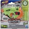 Hasbro NERF Microshots Crosscut, E3001