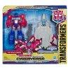 Tranformers Cyberverse Spark Armor figurka Optimus Prime Sky Turbine 1