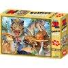 Puzzle 3D 100 dílků dinosauři