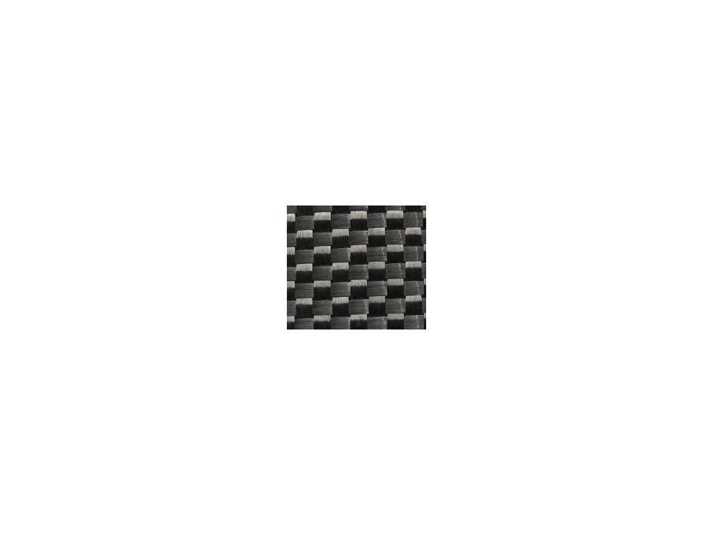 Karbonová textilie