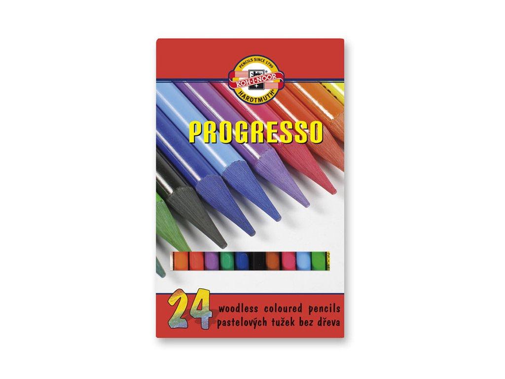 103368 koh i noor pastelova ceruzka progress 8758 24 ks sada