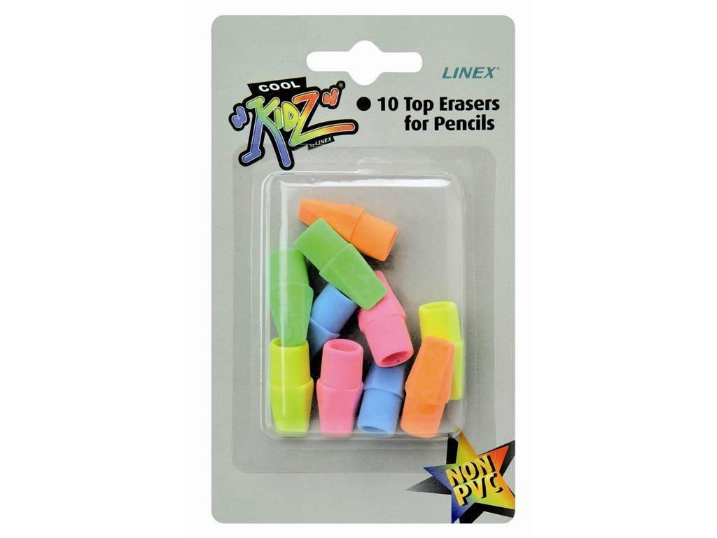 Linex, nasadzovacie guma na štandardnú typ ceruzky