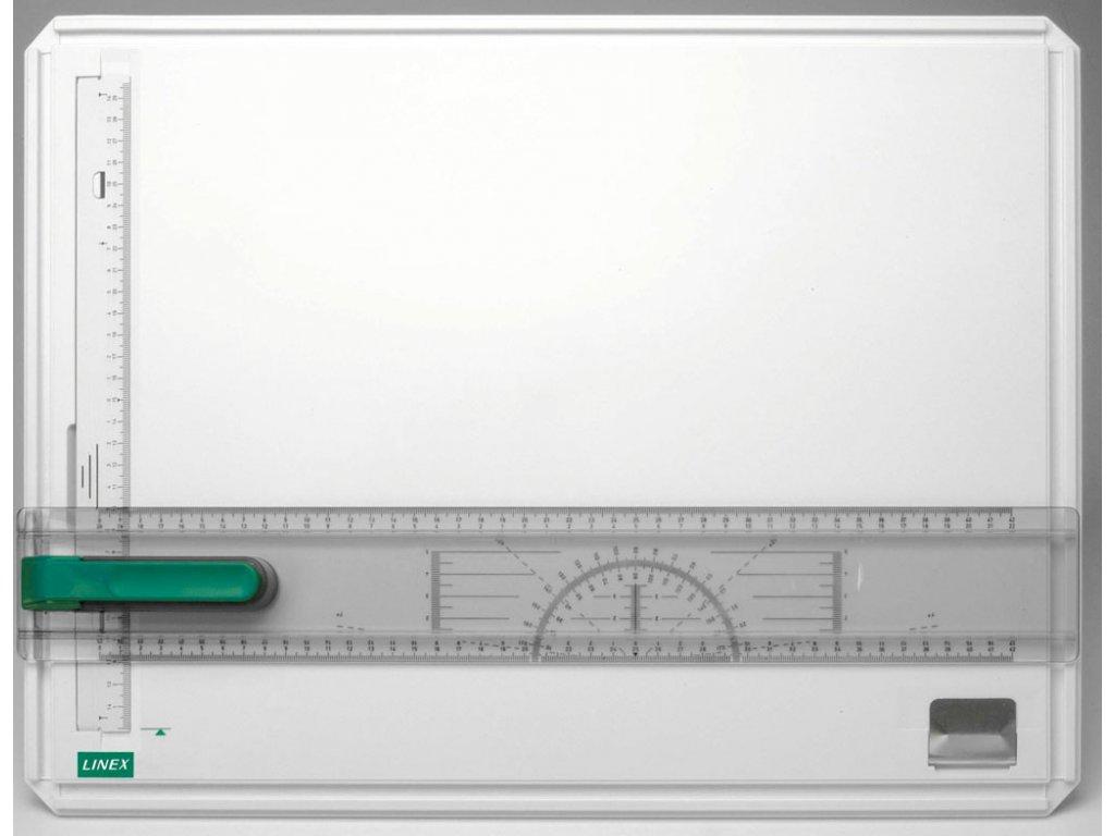 Linex, stôl, rysovaciu dosku A2 DBR 4560