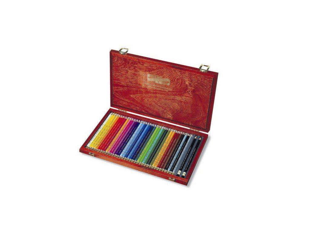 103809 koh i noor pastelove ceruzky polycolor 3895 36 ks v sade drevenom puzdre