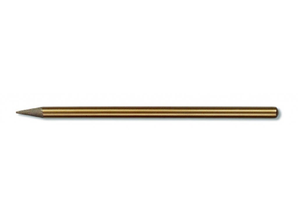 103818 koh i noor pastelova ceruzka bez dreva v laku progress 8750 zlata