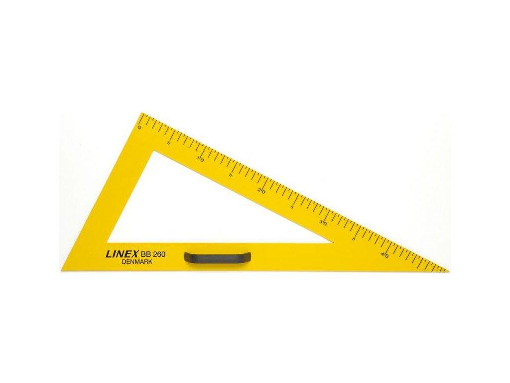 Linex, tabuľový trojuholník BB 260