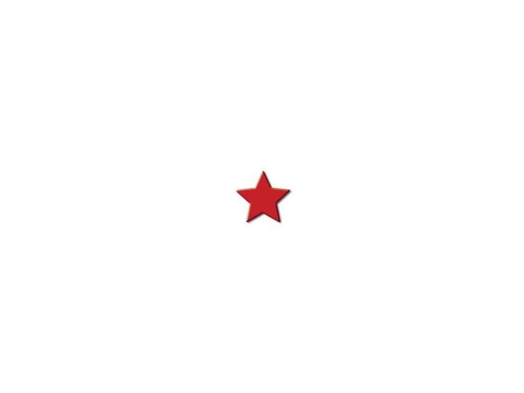 ozdobná výseková dierovač Hviezda