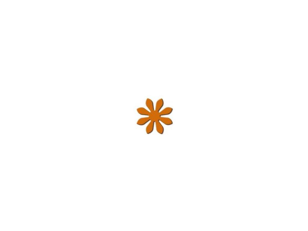 ozdobná strednej výseková dierovač Sedmokráska