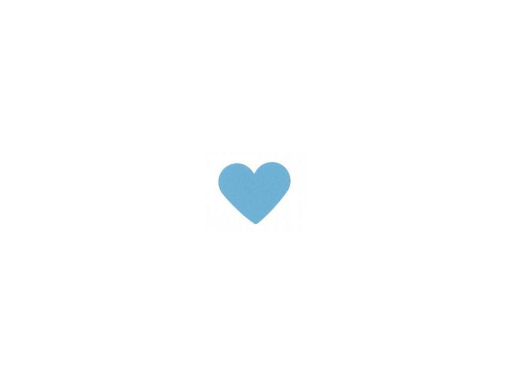 ozdobná veľká výseková dierovač Srdce
